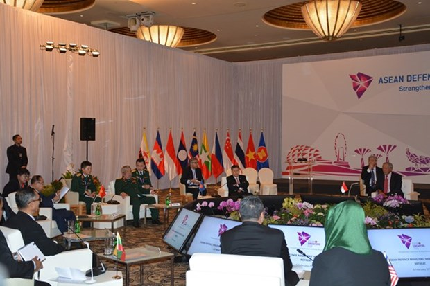 Vietnam por ampliar cooperacion en defensa con varios paises hinh anh 1