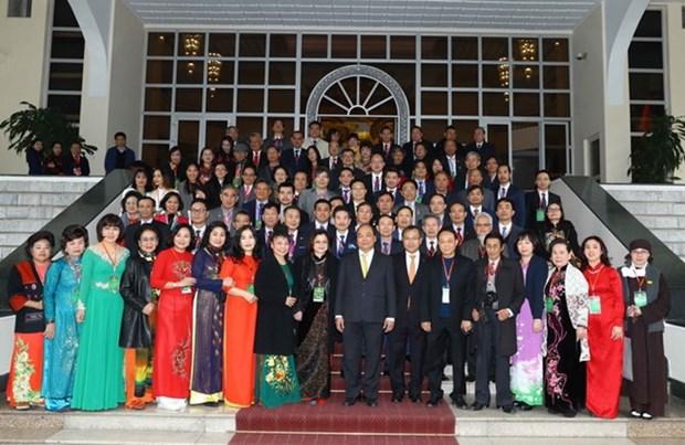 Gobierno vietnamita creara condiciones mas favorables para connacionales en el exterior hinh anh 1