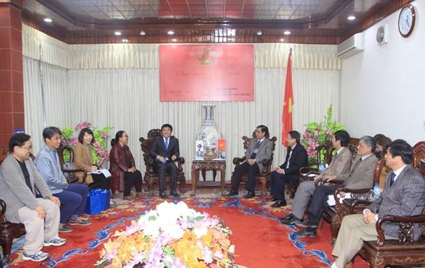 Provincia vietnamita se beneficia de programa financiado por Sudcorea hinh anh 1