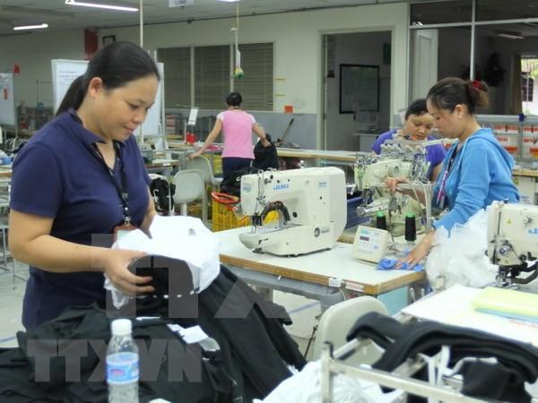 Indice de produccion industrial de Binh Duong aumenta 24,1 por ciento hinh anh 1