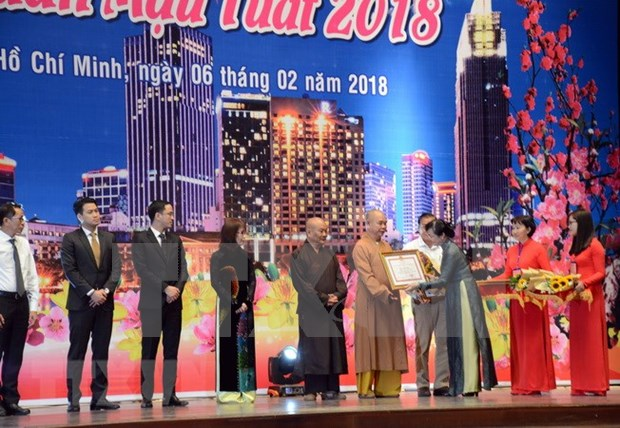 Vietnamitas en ultramar se reunen en Ciudad Ho Chi Minh por el Tet hinh anh 1
