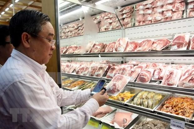 Singapur reabre su mercado para productos alimenticios Halal de Argentina hinh anh 1