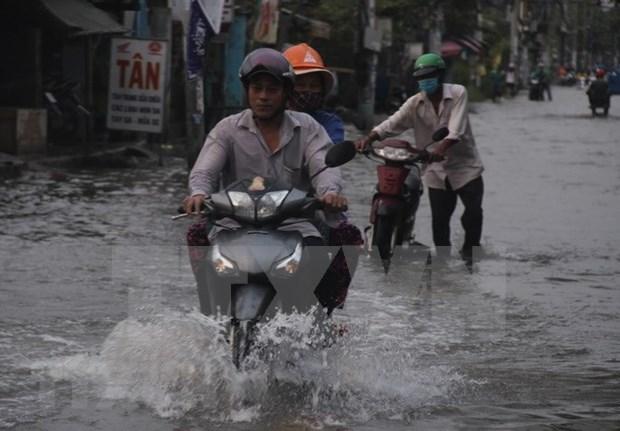 Paises Bajos aspira a cooperar con Vietnam en reduccion de impactos del cambio climatico hinh anh 1