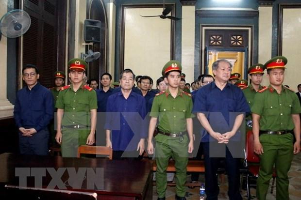Devuelven expediente del caso de violaciones cometido en banco VNCB de Vietnam hinh anh 1