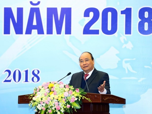 Premier vietnamita destaca contribucion de consejerias comerciales hinh anh 1