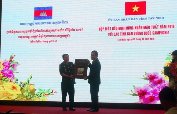 Localidades de Vietnam y Camboya fomentan cooperacion en diversos sectores hinh anh 1