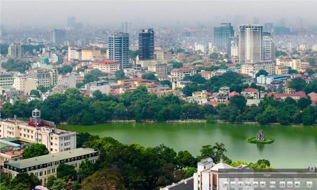 Valor de las exportaciones de Hanoi en enero registra un notable incremento hinh anh 1