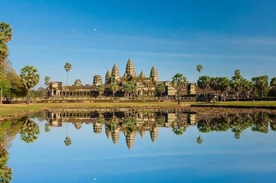 Turismo de Camboya ingresa mas de tres mil millones de dolares en 2017 hinh anh 1