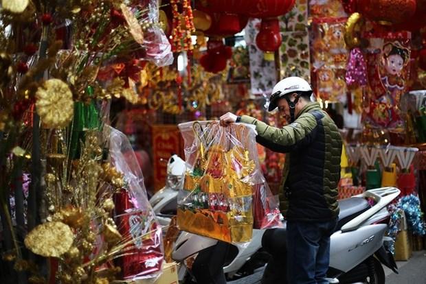 Vietnamitas honran hoy a dioses de la cocina hinh anh 1