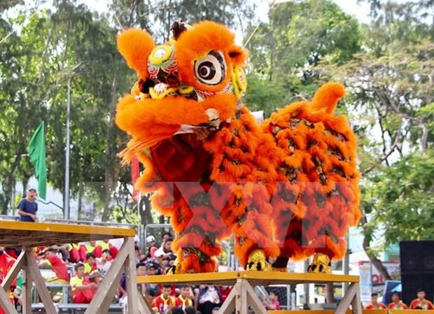 Inauguran semana cultural, deportiva y turistica en Can Tho hinh anh 1