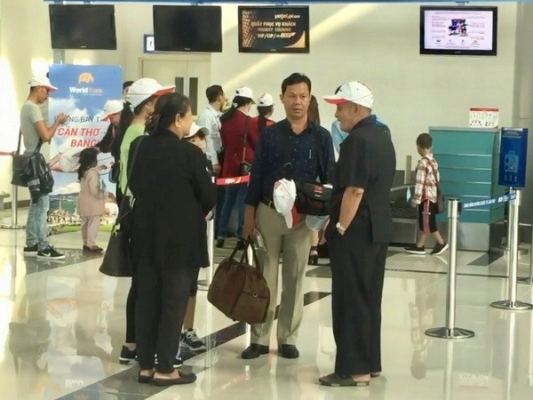 Vietnam Airlines lanza vuelos directos Can Tho- Taiwan en ocasion del Tet hinh anh 1