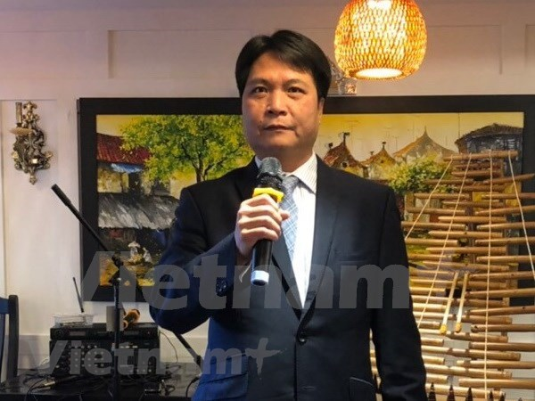 Comunidad vietnamita en Nueva Zelanda celebra Fiesta del Ano Nuevo Lunar hinh anh 1