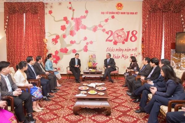 Vietnam y Laos consolidan su asociacion integral hinh anh 1