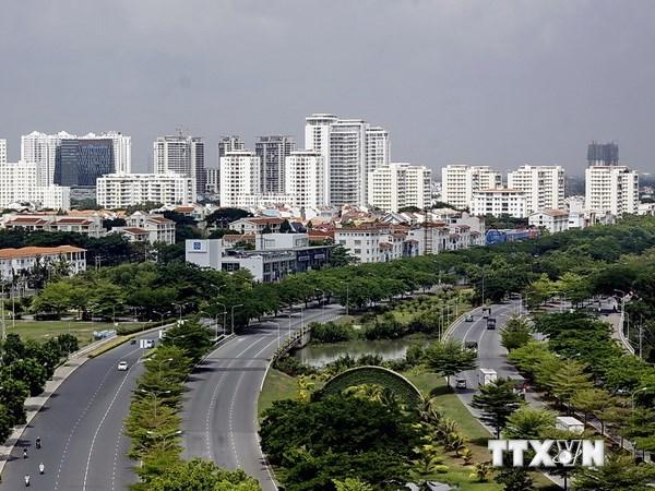 Senales alentadoras del mercado inmobiliario de Vietnam en 2018 hinh anh 1