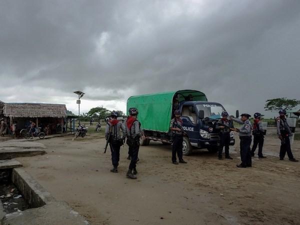 Myanmar excluye a dos grupos armados de lista de organizaciones terroristas hinh anh 1