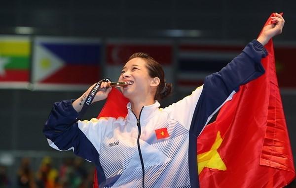 Vietnam aspira a ganar mas medallas de oro en los Juegos Asiaticos 2018 hinh anh 1