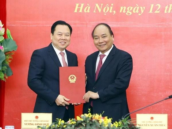Fortalecen en Vietnam gestion de capitales estatales en empresas hinh anh 1