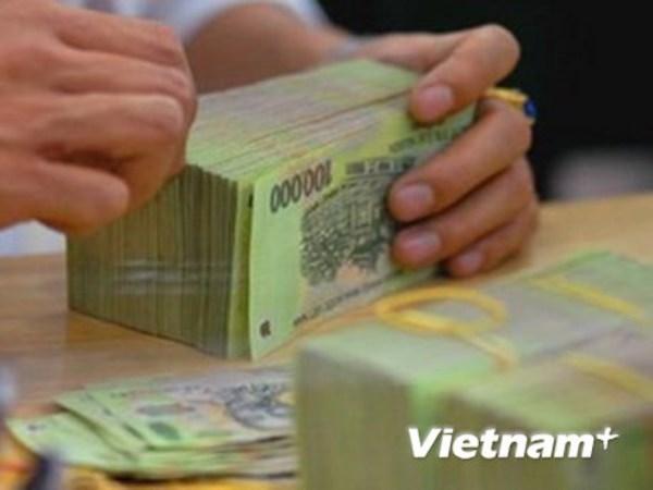 Tasa de interes interbancaria de moneda vietnamita aumenta bruscamente hinh anh 1