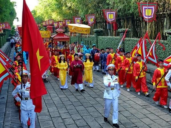 Recuerdan a los reyes Hung en Ciudad Ho Chi Minh hinh anh 1