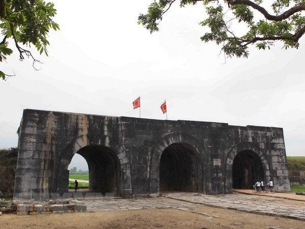 Ciudadela de la dinastia Ho abre gratis durante Tet hinh anh 1