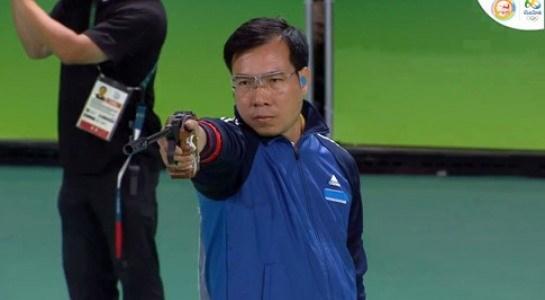 Hoang Xuan Vinh mantiene segundo lugar en clasificacion mundial hinh anh 1