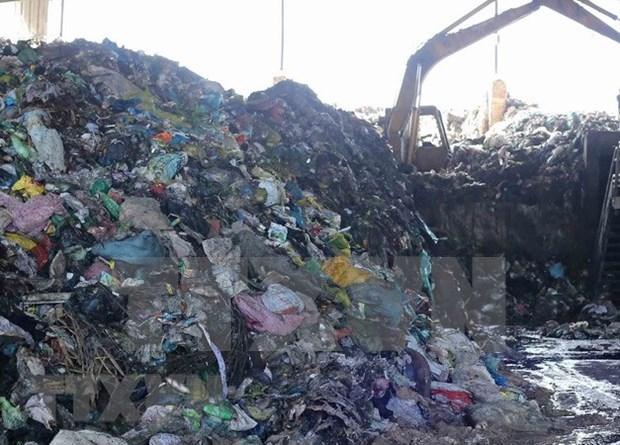 Vietnam se esfuerza por mejorar el tratamiento de residuos en metropolis hinh anh 1