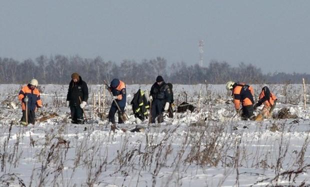 Vietnam trasmite mensaje de condolencia por accidente del avion ruso hinh anh 1