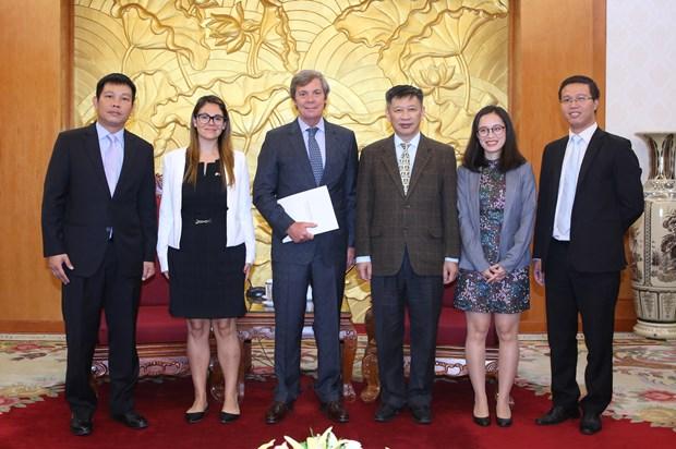Vietnam es el claro ejemplo de un pais exitoso, dice embajador argentino hinh anh 2