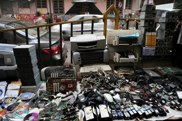 Singapur preve leyes para solucionar problema de basura electronica hinh anh 1