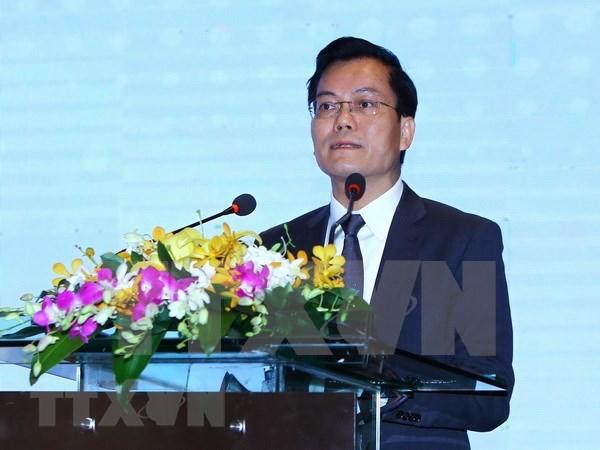 Destacan logros de diplomacia de Vietnam en 2017 hinh anh 1