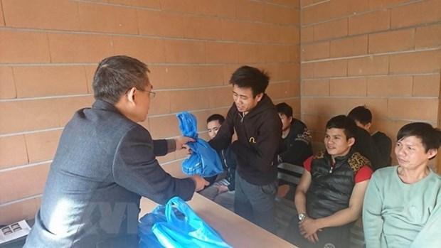 Embajada de Vietnam aplica medidas de proteccion ciudadana hinh anh 1