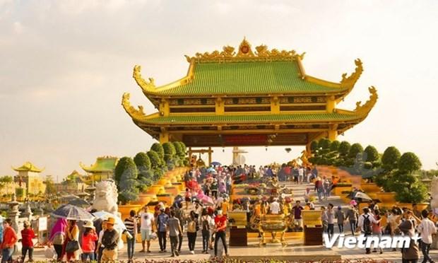 El complejo turistico de Dai Nam no existe limites hinh anh 1