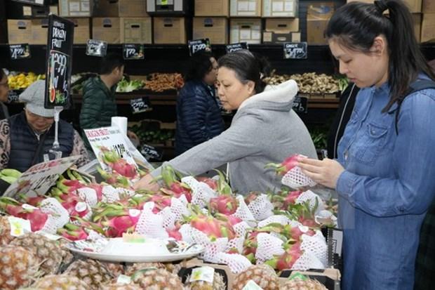 Vietnam promueve exportacion agricola en ocasion de Tet hinh anh 1