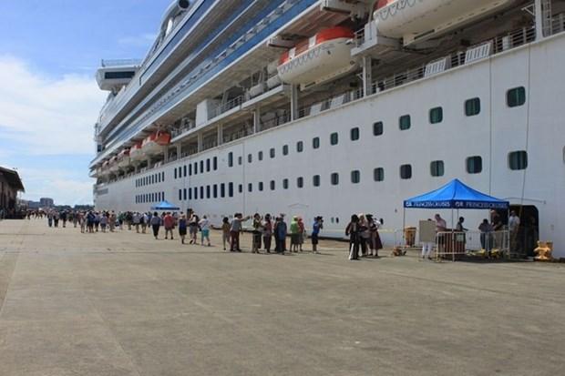Puerto de Da Nang saluda llegada de primeros barcos de transporte hinh anh 1