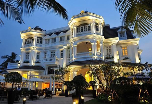 Villa Song Saigon, un espacio hermoso de la ciudad surena hinh anh 1