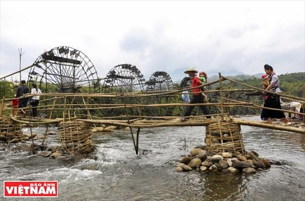 Ruedas hidraulicas en Na Khuong hinh anh 1