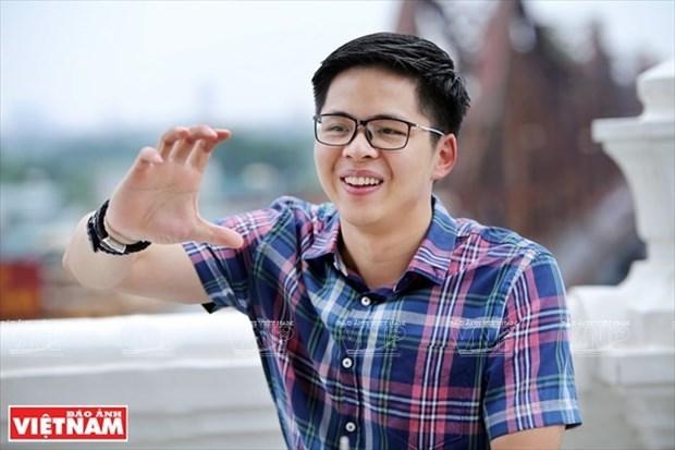 El joven profesor vietnamita y sus diez patentes estadounidenses hinh anh 1