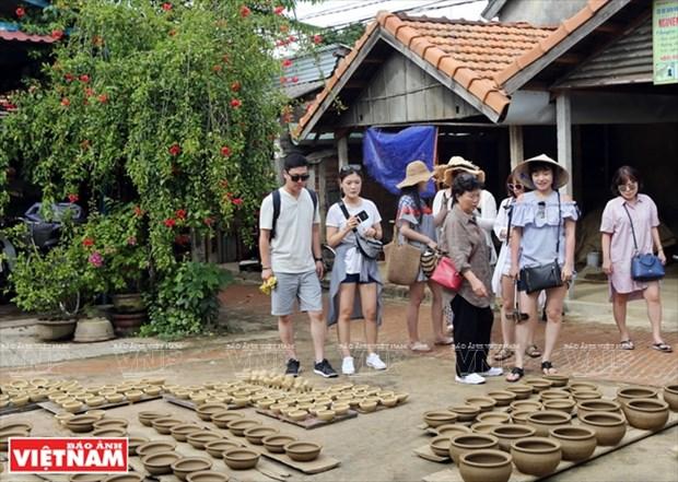 La aldea de ceramica de Thanh Ha hinh anh 1