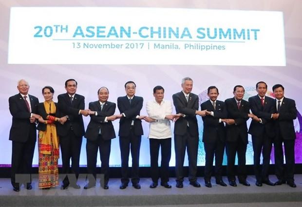 Singapur: ASEAN y China determinados a completar Codigo de Conducta en Mar del Este hinh anh 1