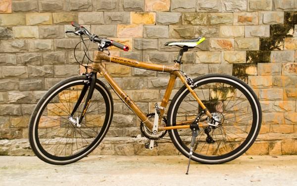 Bicicletas vietnamitas de bambu conquistan el mercado mundial hinh anh 1