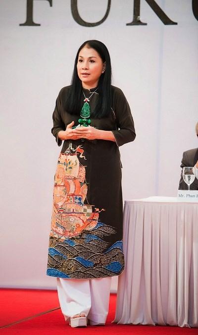 Materiales textiles vietnamitas en la moda hinh anh 1