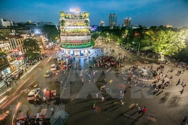 Vietnam aspira a ofrecer servicios a 94 millones de turistas nacionales y extranjeros en 2018 hinh anh 1