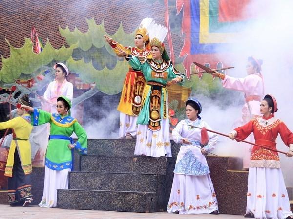 Vietnam rinde tributo a heroinas de la lucha contra invasion extranjera hinh anh 1