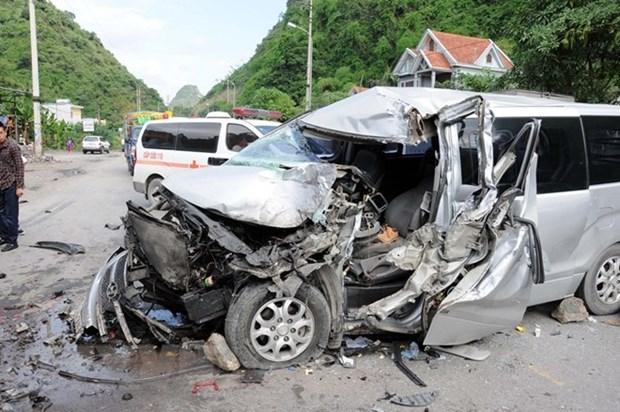 Disminuyen accidentes de trafico en Vietnam durante Ano Nuevo Lunar 2018 hinh anh 1