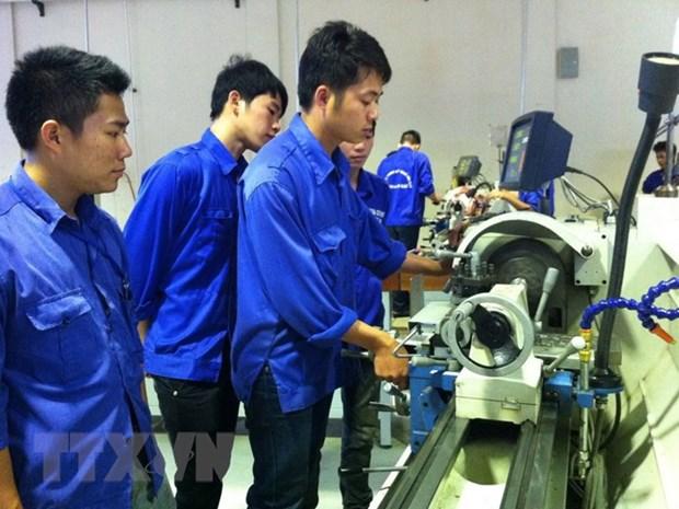 Vietnam planea enviar a 110 mil trabajadores al extranjero en 2018 hinh anh 1