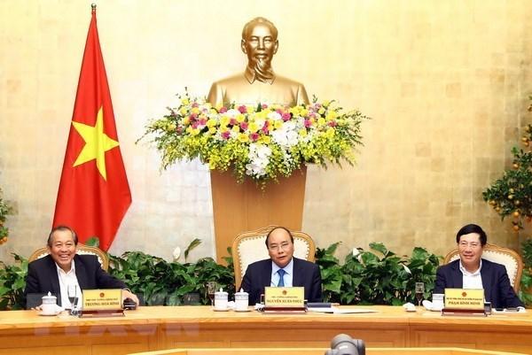 Premier de Vietnam insta a reanudar trabajos despues del asueto de Tet hinh anh 1