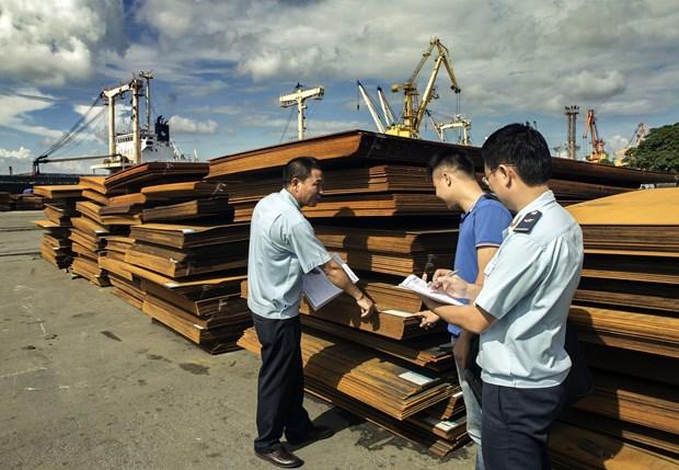 Vicepresidente del Parlamento de Vietnam destaca esfuerzos de sector aduanero hinh anh 1