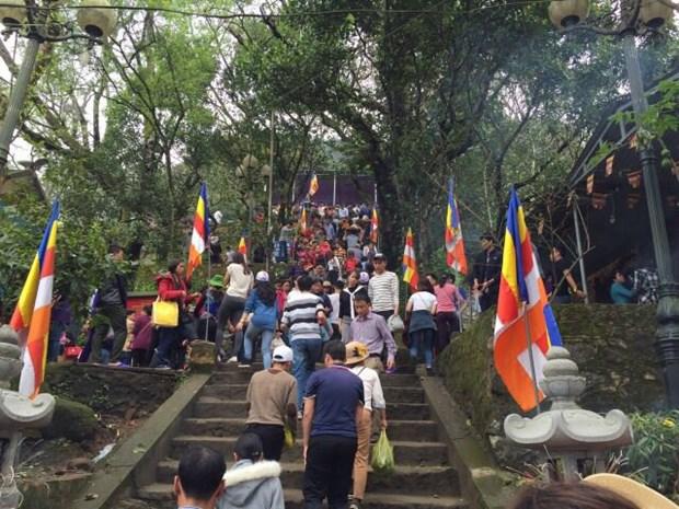 Celebran festivales primaverales en provincias centrovietnamitas hinh anh 1