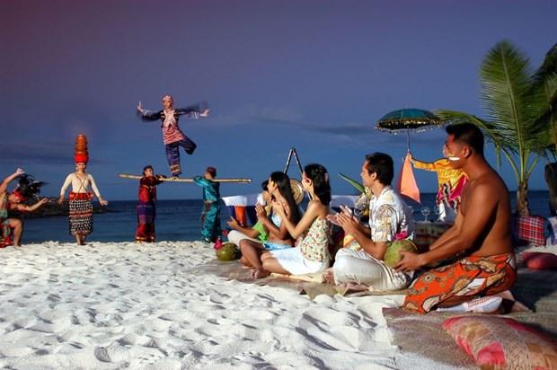 Crece turismo en Filipinas durante enero hinh anh 1