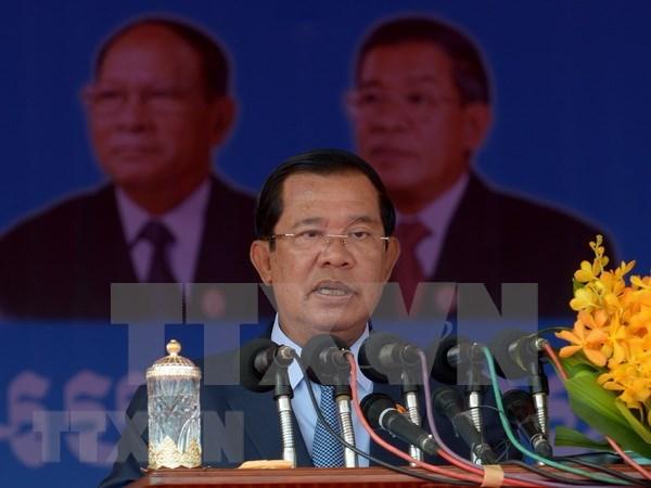 Camboya fija el 20 de mayo como el Dia Nacional de la Memoria hinh anh 1